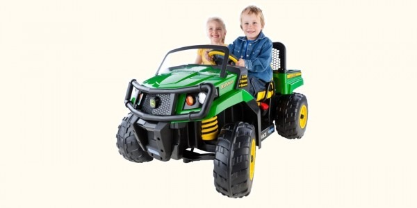 More Kids Farm Fun Peg Perego John Deere Gator 550 Xuv February 02