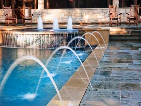 Pool Plumbing Design Ideas — Three Beach Boys Landscape   Basic