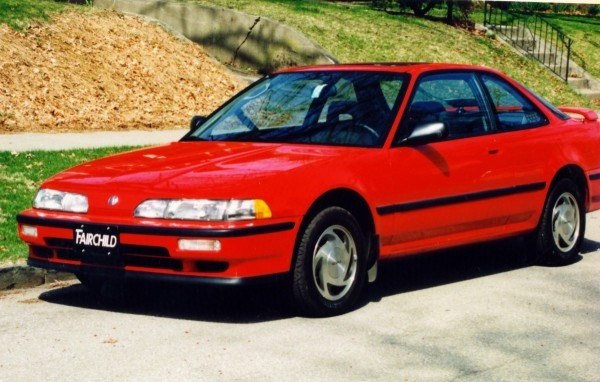 Coal  1991 Acura Integra Gs – Entering The Real World