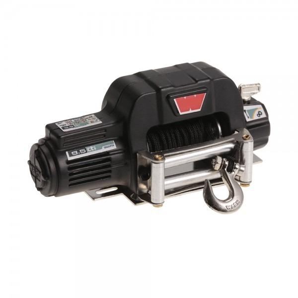 Warn 9 5cti Winch W  Wireless Remote Controller Receiver For 1 10