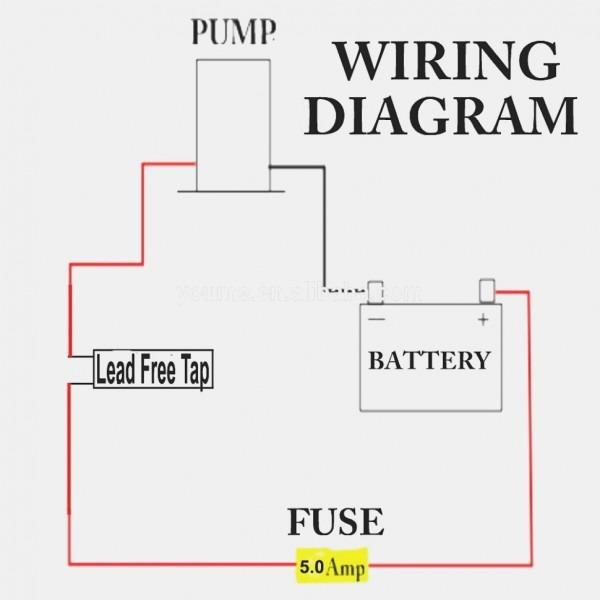 Flojet Wiring Diagram