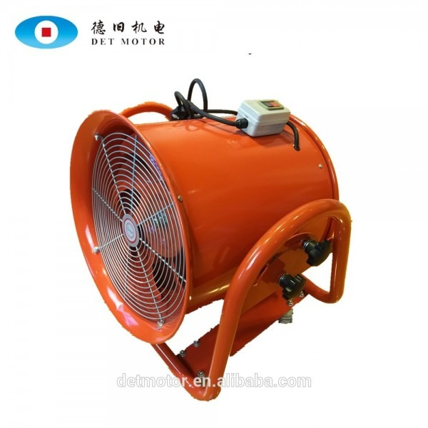 Stf Best Price Portable Electric Fire Control Hot Air Blower Axial