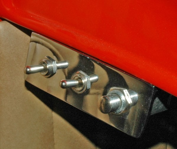 Turn Signals For Early Hot Rods