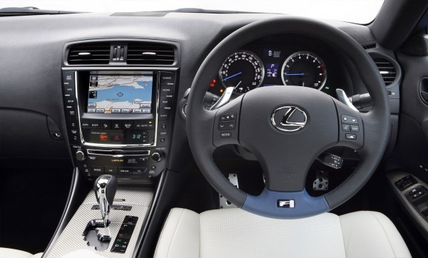 New 2010 Lexus Is F Photo Gallery