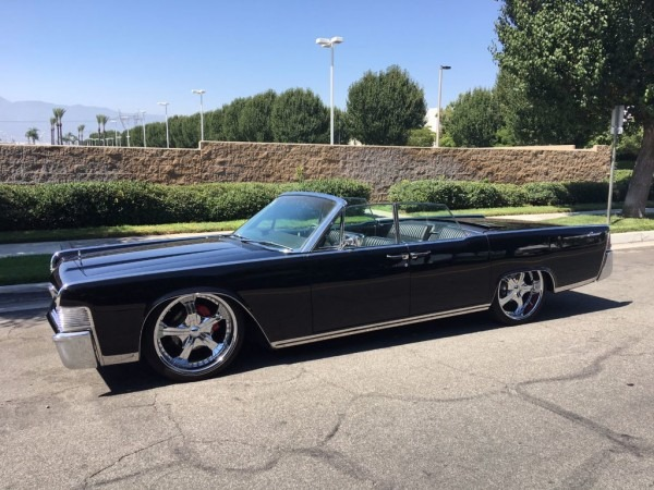 1965 Used Lincoln Continental At Cnc Motors Inc  Serving Upland