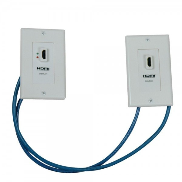 Tripp Lite Hdmi Over Cat5 Wall Plate Extension Kit