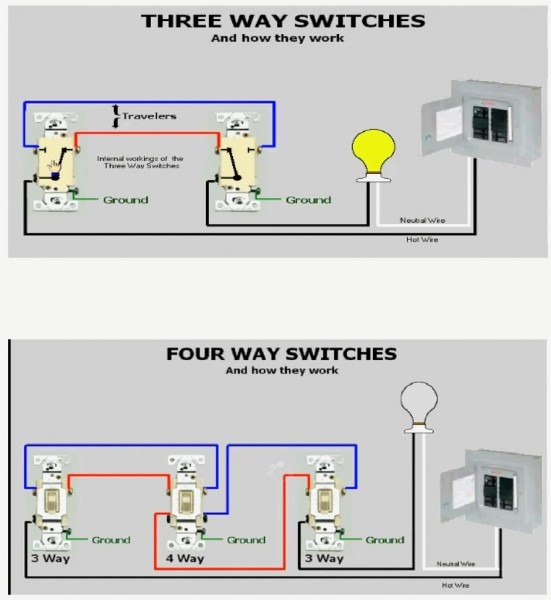 Wiring Diagram For 3 Way Switch Me Inside