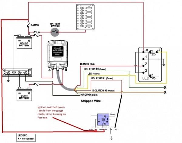 Rv Battery Switch Wiring Diagram