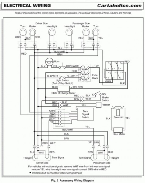 Workhorse Wiring Diagram