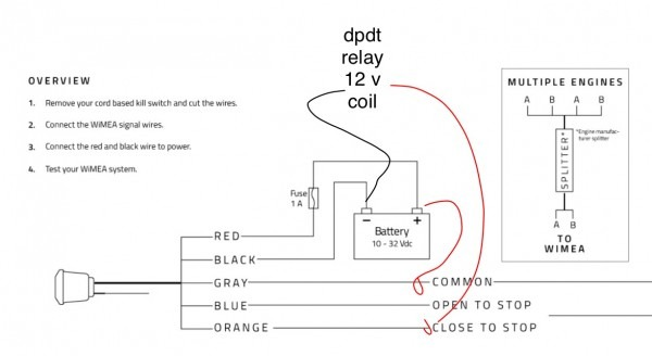 Yamaha Kill Switch Wires The Hull Truth Boating And