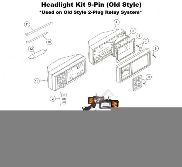 Headlights & Parts