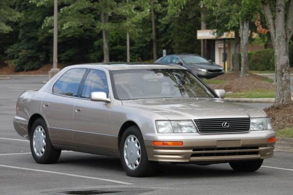 1996 Lexus Ls400 Parts