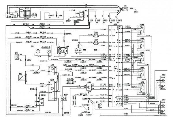 S40 Radio Wiring