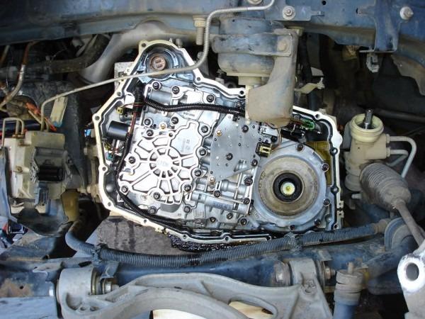 2002 Buick Lesabre Transmission Fluid