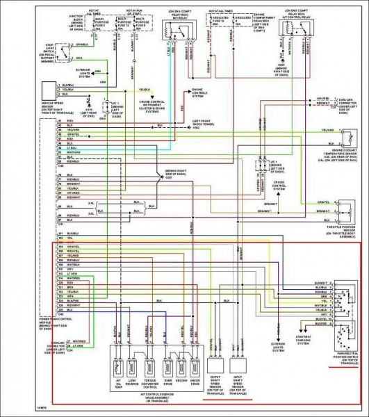 Mitsubishi Eclipse Alternator Wiring Diagram