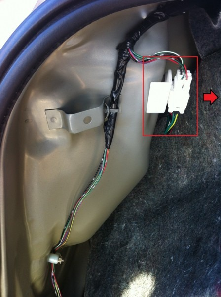 How To Change Brake And Blinker Light On A 2005 Nissan Altima