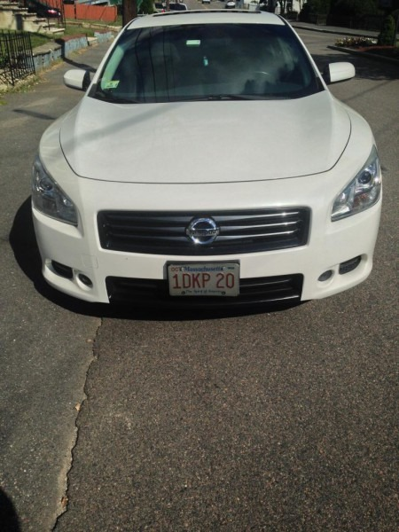 2011 Nissan Maxima Grille Vs  2014 Grille