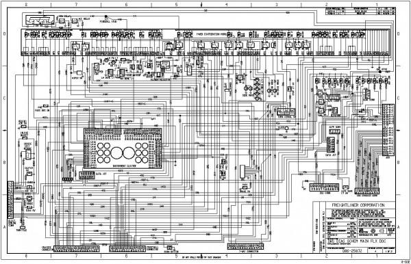 Freightliner Century Class Wiring Schematic