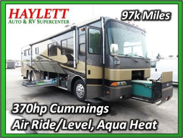 2001 Monaco Dynasty Chancellor 370 Class A Diesel Coldwater, Mi
