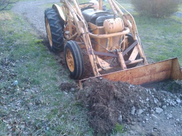 Ferguson Tractor To20