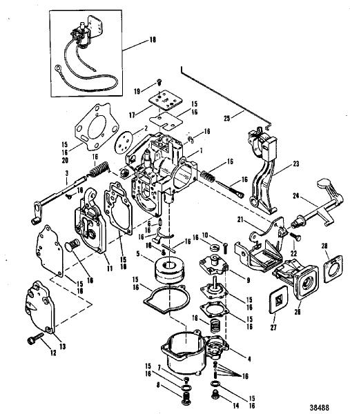 Carburetor(wmc