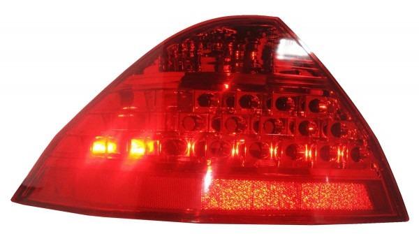 Amazon Com  Honda Accord Tail Light Left (driver Side) (sedan) (on