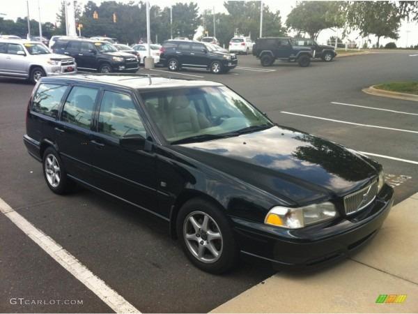 1999 Black Volvo V70 Wagon 84859952 Photo 4  U2013 Car Wiring