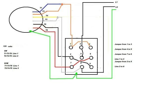 Ge Motor Wiring Schematic