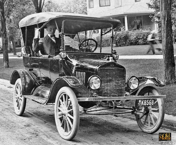 Model T Ford Forum  Old Photo