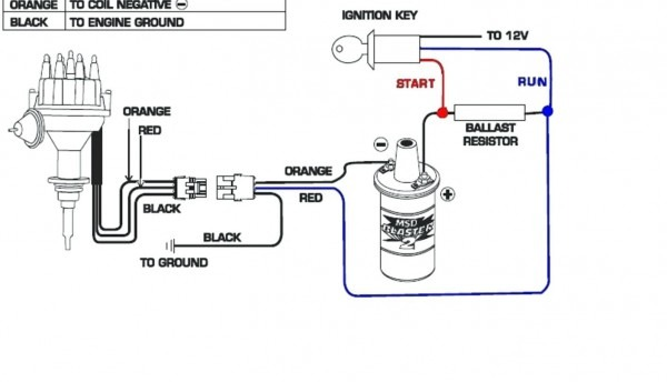 Start Capacitor Wiring