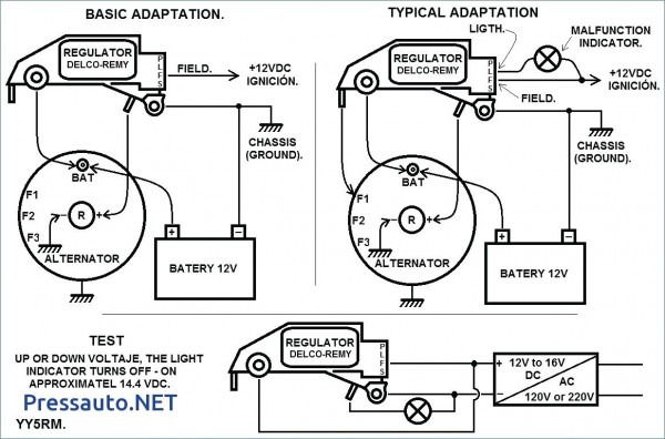 Car Alternator Diagram
