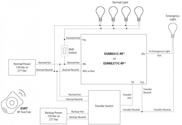 Emergency Key Switch Wiring Diagram