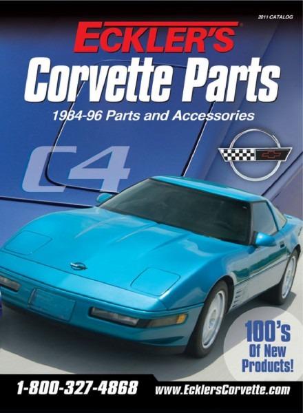 Corvette C4 Parts By Ecklers Corvette