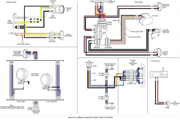 Garage Door Opener Wiring Diagram