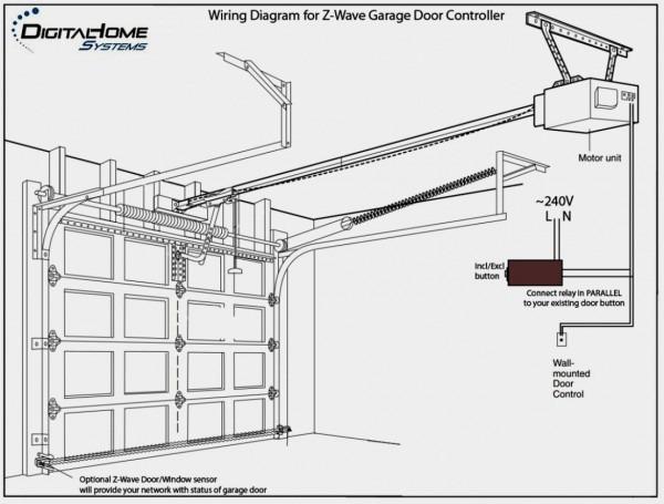 Craftsman Garage Door Sensor Wiring Diagram Opener Periodic Tables