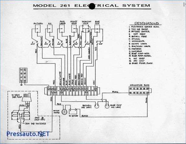 Attwood Bilge Pump Wiring Diagram