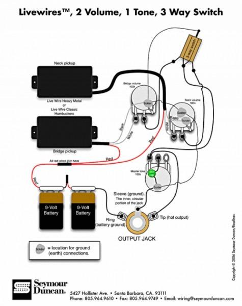 Emg 81 Wiring Diagram