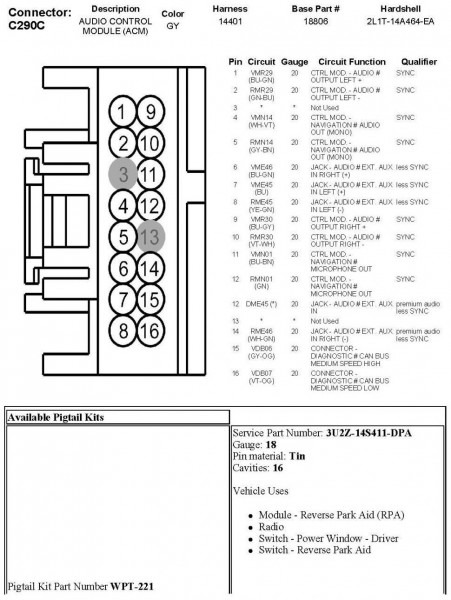 Kenwood Car Radio 16 Pin Iso Wiring Harness Kdc Krc Connector  U2013 Car Wiring Diagram