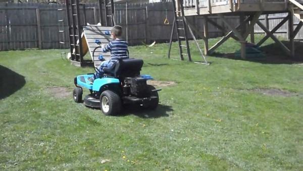 Dixon Ztr 3303 Riding Mower