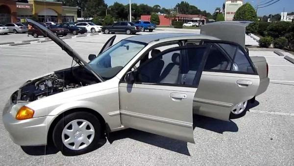 Sold 1999 Mazda Protege Lx Meticulous Motors Inc Florida Look