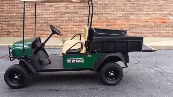 2010 Ezgo St Sport 400 Gas Utility Vehicle Golf Cart With Dump  U2013 Car Wiring Diagram