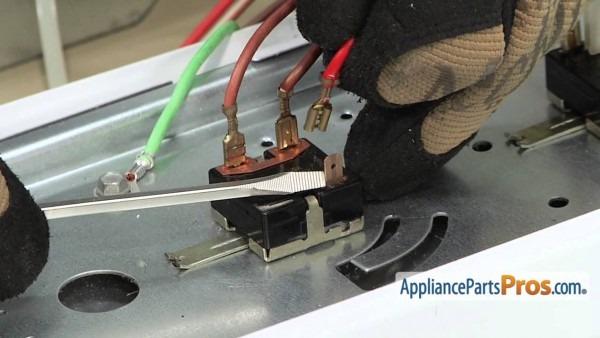 Dryer Rotary Start Switch (part  We4m519)