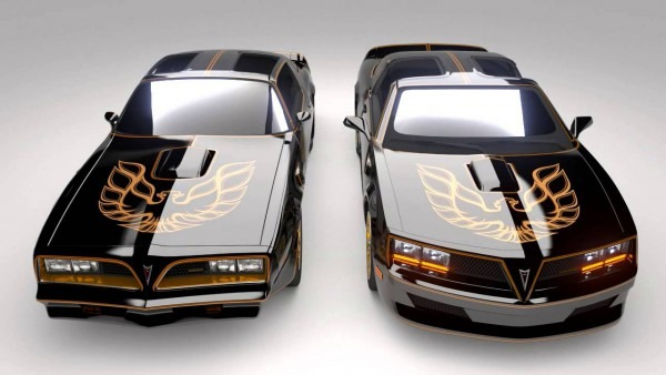 Concept Pontiac Firebird Trans Am & Formula