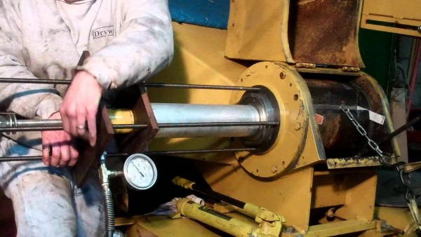 4 Asplundh Jey Whisper Chipper Bearing Install Mp4