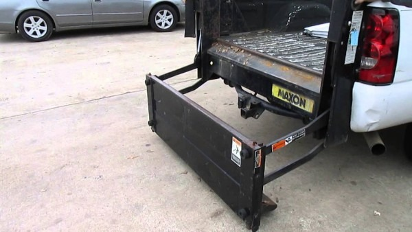 Maxon Mighty Max Lift Gate For Sale