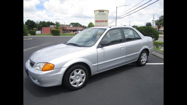 Sold 1999 Mazda Protege Lx Meticulous Motors Inc Florida For Sale