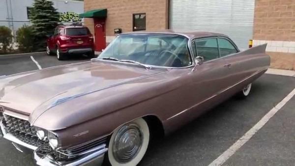 1960 Cadillac Coupe Deville For Sale~amazing Survivor~fantastic