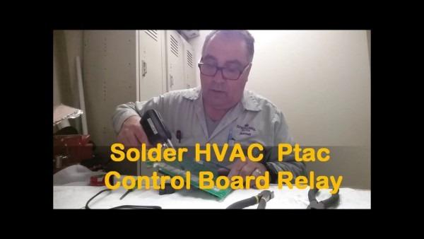 Amana Ptac Solder Control Board
