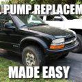 98 S10 Fuel Pump