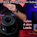 How To Wire A Dual Voice Coil Subwoofer